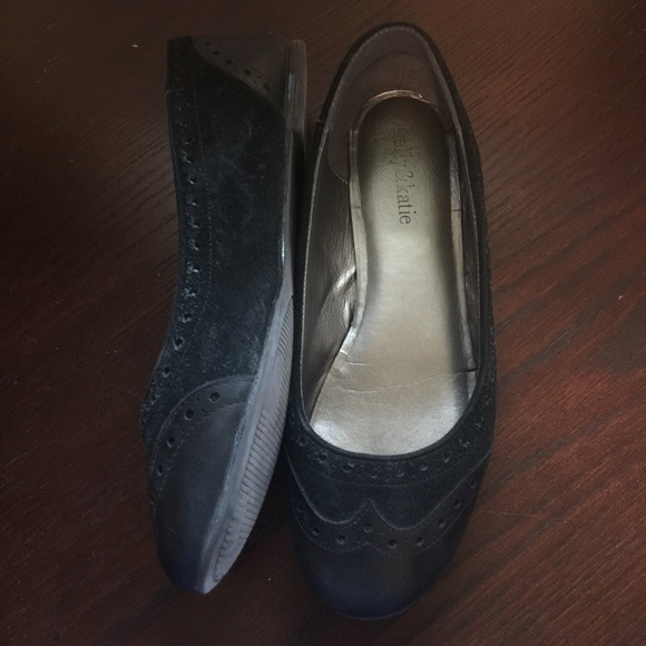 879596ce08c Kelly   Katie Shoes - Kelly   Katie Wing Tip Flats